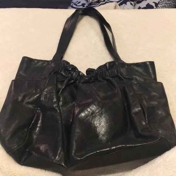d3f4b5e852 HOBO Handbags - Hobo International Black Leather Purse